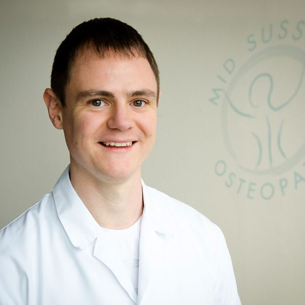 Adam Wilson - Mid Sussex Osteopaths