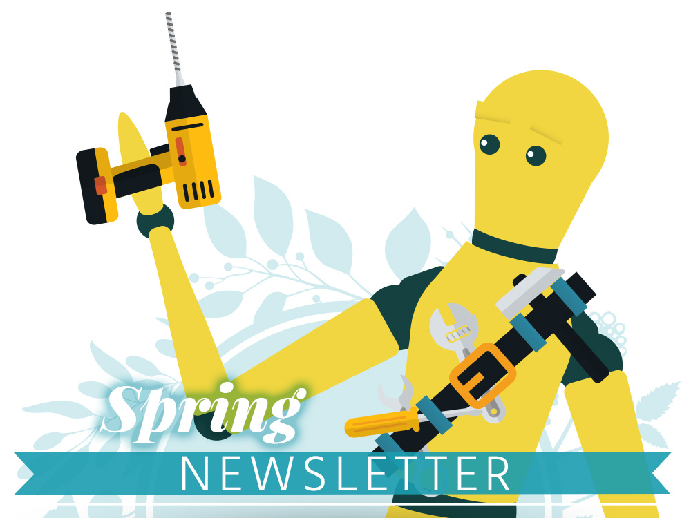 20 percent discount spring 2019 newsletter